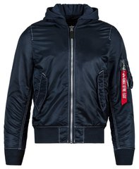 Мужская ветровка L-2B Natus Flight Jacket Alpha Industries MJL48026C1 (Rep.Blue)