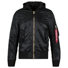 Мужская ветровка L-2B Natus Flight Jacket Alpha Industries MJL48026C1 (Black)
