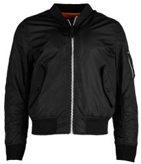 Мужская ветровка L-2B Scout Flight Jacket Alpha Industries MJL46000C1 (Black)